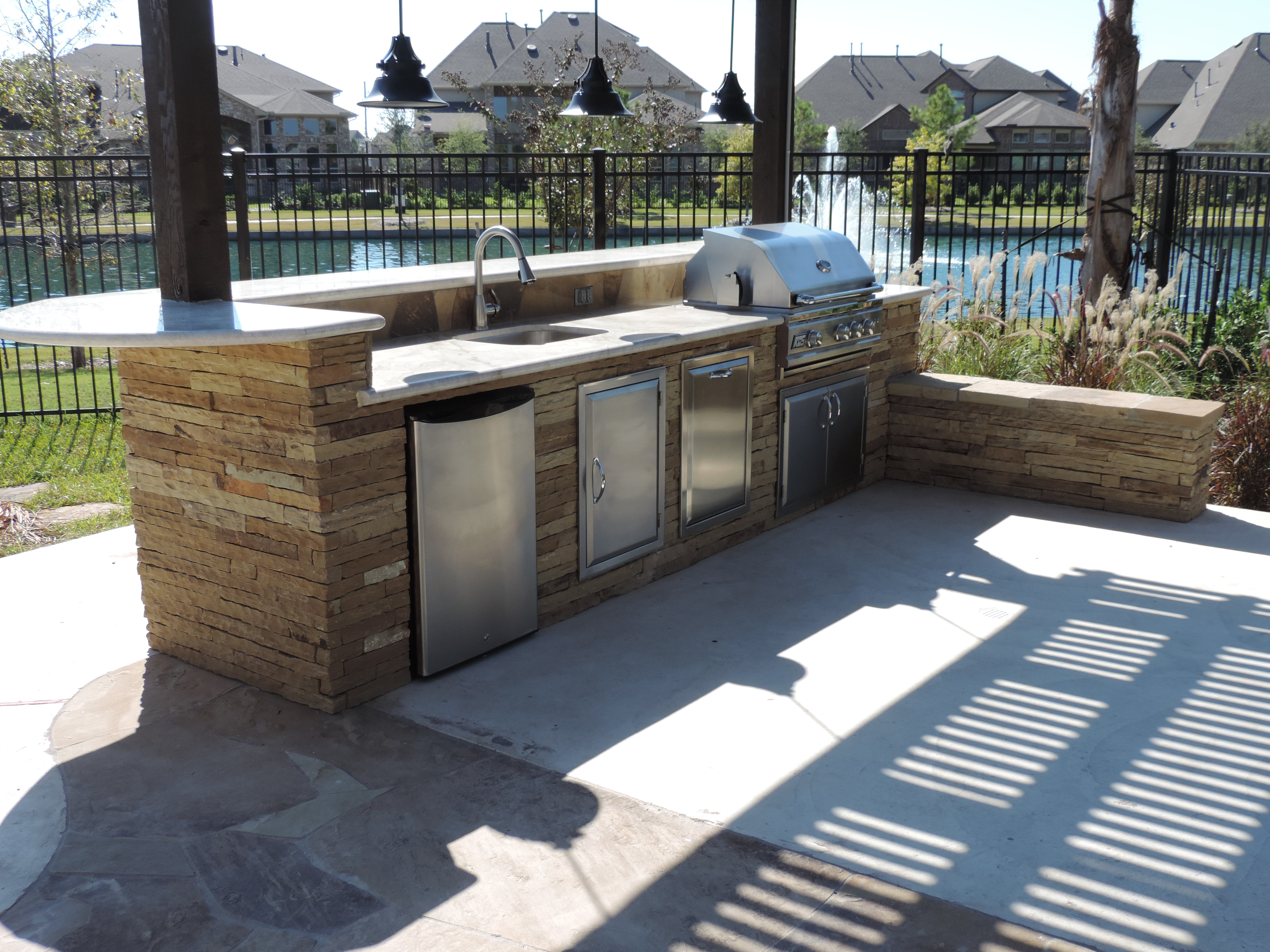 100 Pavers Archives Allied Outdoor Solutions New Outdoor Kitchens Houston Taste 7 Best